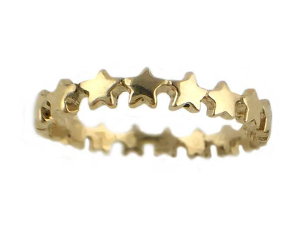 Star Eternity Ring - Anomaly Jewelry