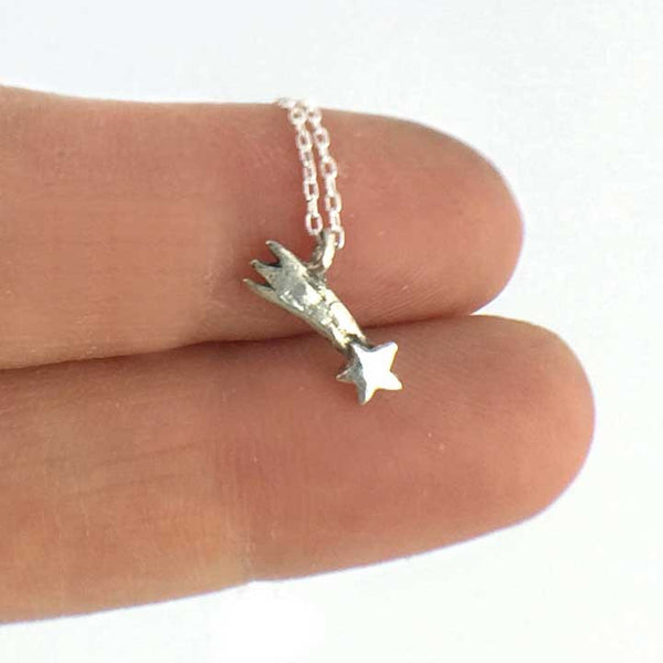 Shooting Star Necklace - Anomaly Jewelry