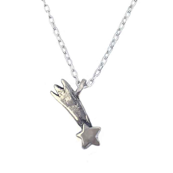 Shooting Star Necklace- Ready to Ship