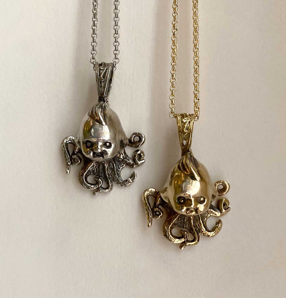 Octobaby Necklace