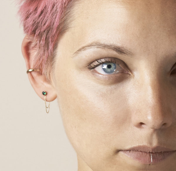 Simple Ear Cuff - Anomaly Jewelry