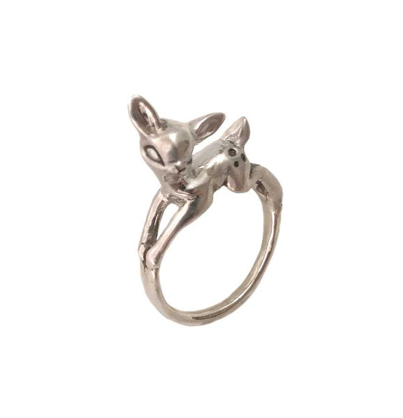 Small Deer Ring