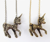 Tattooed Unicorn - Anomaly Jewelry