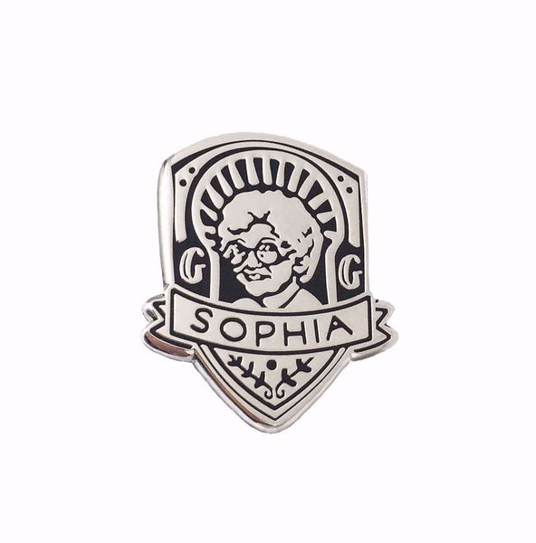 The Girls Sophia Pin