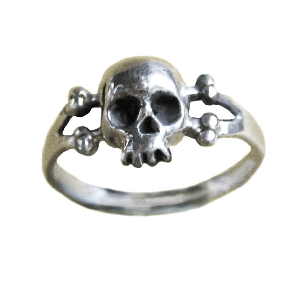 Skull Ring - Anomaly Jewelry