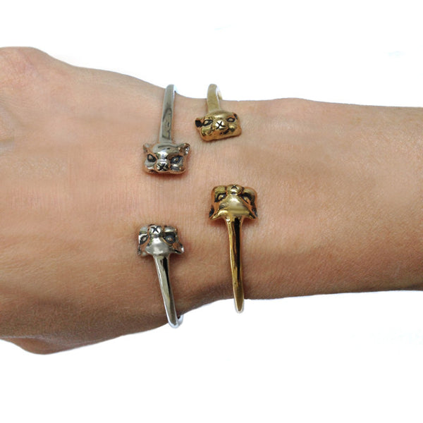 Cat Bracelet - Anomaly Jewelry