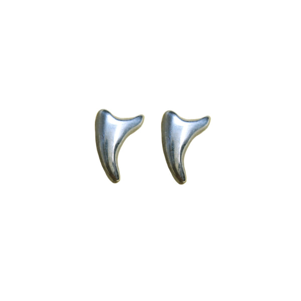 Itty Bitty Tusk Earrings - Anomaly Jewelry