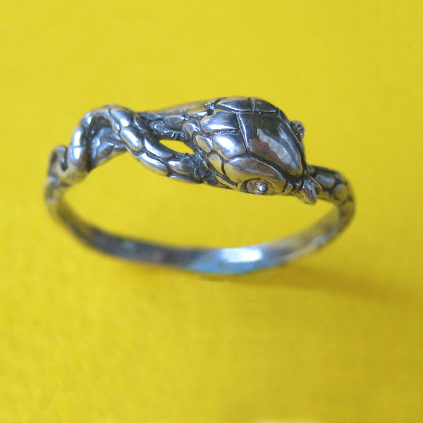 Snake Ring - Anomaly Jewelry
