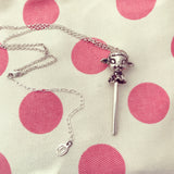 Lamb Lollipop Necklace