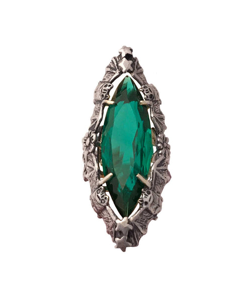 Marquise Ring Emerald