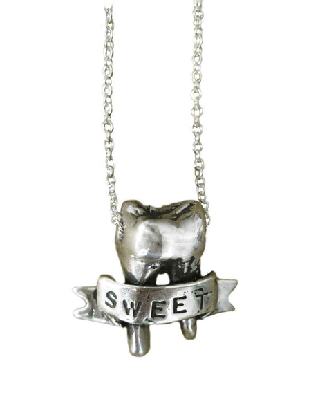 Sweet Tooth Necklace - Anomaly Jewelry
