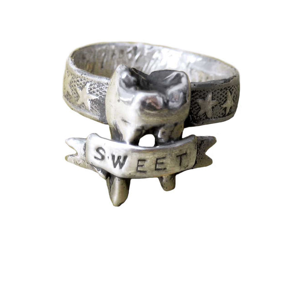 Sweet Tooth Ring
