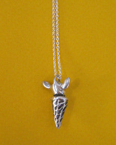 Scoop of Deer Necklace - Anomaly Jewelry