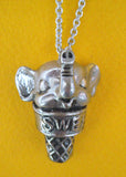 Scoop of Elephant Necklace