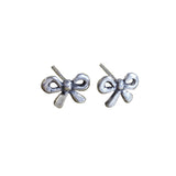 Itty Bitty Bow Earrings - Anomaly Jewelry