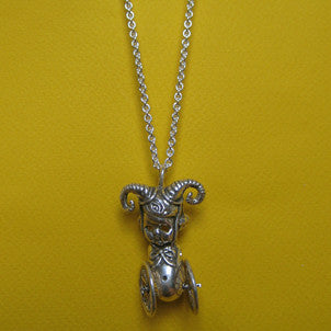Zodiac Kids Aries Necklace- Ready to Ship