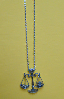 Zodiac Kids Libra Necklace