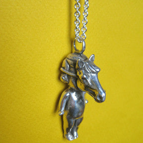 Zodiac Kids Sagittarius Necklace - Anomaly Jewelry
