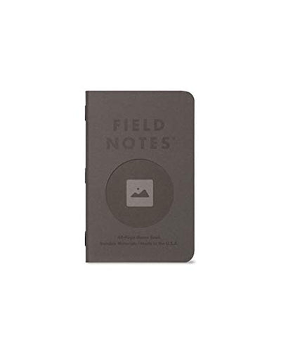 Field Notes: Vignette 3-Pack