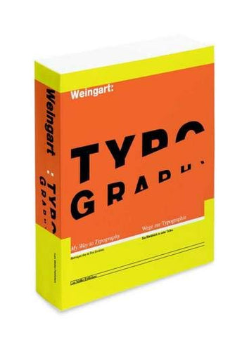 Typography: My Way to Typography (English and German Edition)