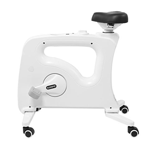 FlexiSpot Under Desk Bike Home Office Exercise Bike