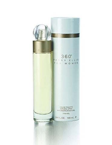 Perry Ellis 360 for Women Eau de Toilette