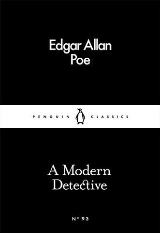 A Modern Detective (Penguin Little Black Classics)