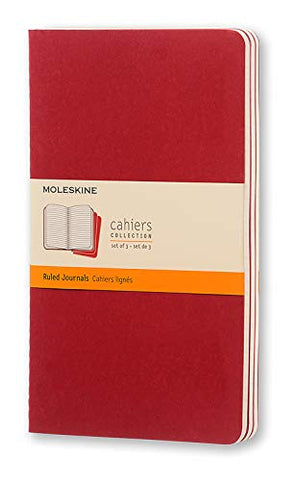 Moleskine Cahier Journal, Soft Cover, Large