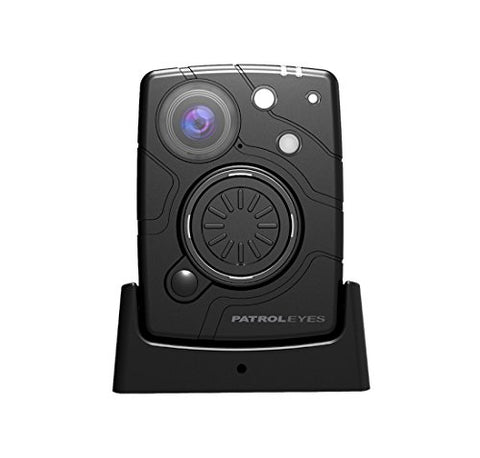 PatrolEyes Night Vision Police Body Camera SC-DV10