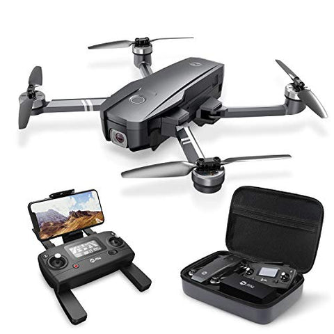 Holy Stone HS720 Foldable GPS Drone with 2K FHD Camera for Adults, Quadcopter with Brushless Motor