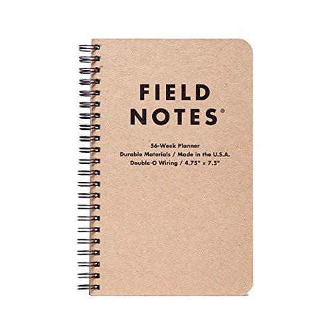 Field Notes: 56-Week Planner