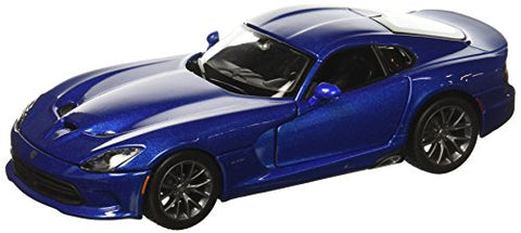 Maisto 1:24 Scale Assembly Line 2013 SRT Viper GTS Diecast Model Kit (Colors May Vary)