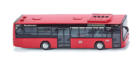Wiking HO 1:87 077426 REMOTE CONTROLLED MAN Lion's City Bus