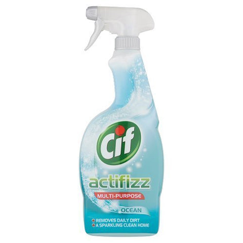 Cif Actifizz Ocean Multi-Purpose Spray 700 ml by Cif