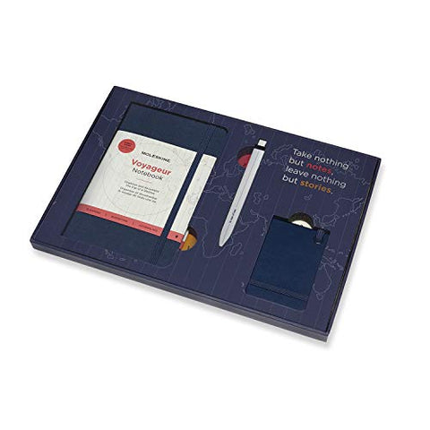 Moleskine Bundle Travel Kit Version 1, 208 Pages