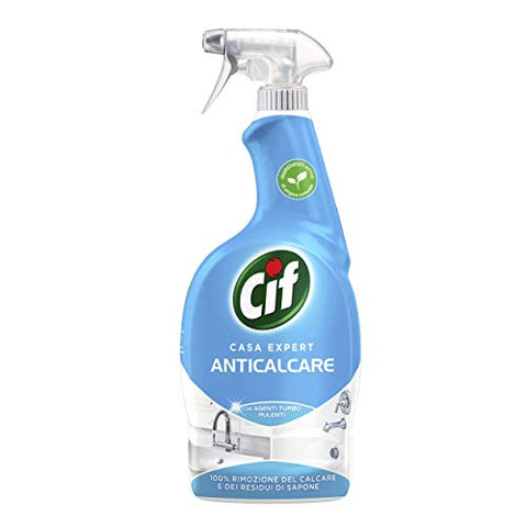 Cif Casa Expert Anti-Limescale with Active Ingredients of Natural Origin, 650 ml