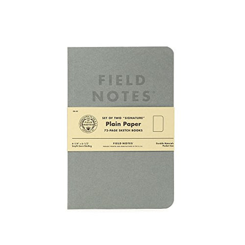 Field Notes: Signature Series 2-Pack