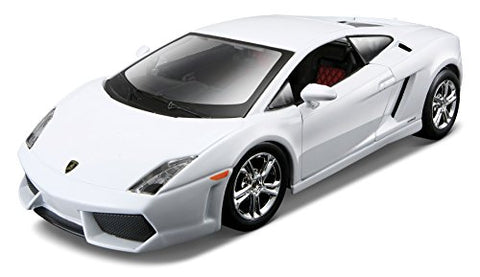 Maisto 1:24 Scale Assembly Line Lamborghini Gallardo LP 560-4 Diecast Model Kit