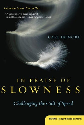 In Praise of Slowness: Challenging the Cult of Speed (Plus)