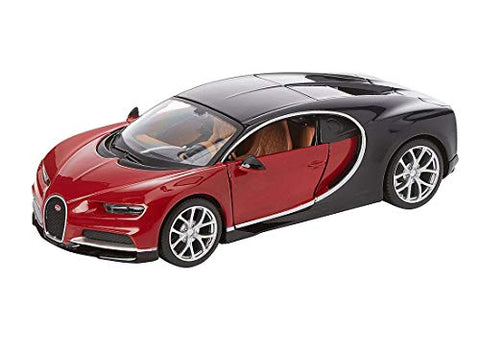 "Maisto M39514 ""to Build The Bugatti Chiron"" Diecast Model Kit, 1: 24 Scale"
