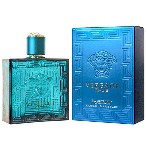 Versace Eros For Men EDT Spray By Gianni