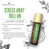 Stress Away 10 ml Roll on by Young Living Essential Oils