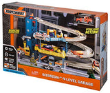 Matchbox 4-level Garage