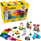 LEGO Classic Large Creative Brick Box 10698 Build Your Own Creative Toys (790 Pieces)