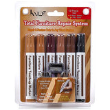 Furniture Repair Kit Wood Markers - Set of 13 - Markers And Wax Sticks