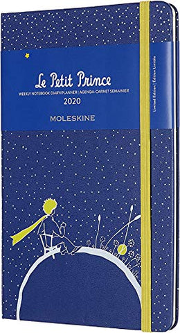 Moleskine Limited Edition Petit Prince 12 Month 2020 Weekly Planner