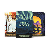 Field Notes: National Parks Series E 3-Pack