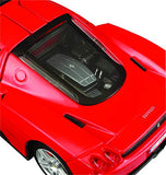 Maisto 1:24 Scale Assembly Line Ferrari Enzo Diecast Model Kit (Colors May Vary)