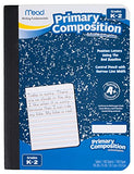 Mead Composition Books/Notebooks, Primary, Grades K-2