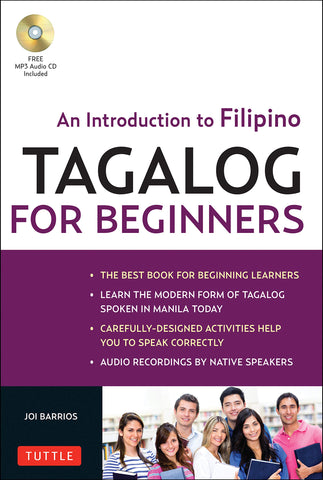 Tagalog for Beginners: An Introduction to Filipino